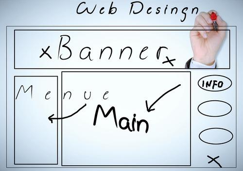 Webdesign-Möglichkeiten im Überblick